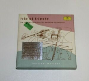 5 CD BOX/TRIO DI TRIESTE/THE COMPLETE RECORDINGS ON DG/477030-2