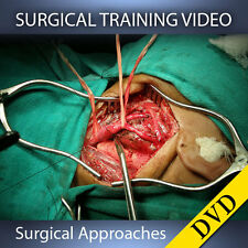 Surgical Training Video - Approaches - Nerves and Fasciotomie Neurosurgery DVD 5
