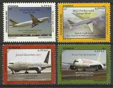 ETHIOPIA 2014 AIRLINES SET MINT