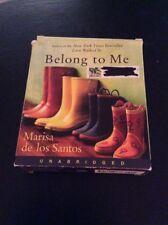 Belong To Me By Marisa De Los Santos Unabridged Audiobook 13 CDs 15.5 Hours