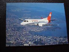 SUISSE - carte postale crossair (B12) switzerland