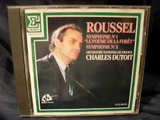 Roussell - Symphonies 1 & 3  -Charles Dutoit & Orchestre National De France