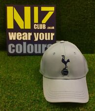 Tottenham Hotspur Spurs Grey Baseball Cap *official THFC Product*