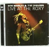BOB MARLEY & THE WAILERS - LIVE AT THE ROXY  2 CD 13 TRACKS POP / REGGAE  NEU