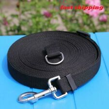 Dog Leash Long Obedience Recall Foot Feet Training Lead 5/6/10/30 FT HOT 2020