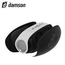 New Damson Audio Black Grilles Accessory For Vulcan Wireless Bluetooth Speaker