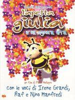 L'Apetta Giulia e la signora vita, DVD nuovo, edizione con slipcase