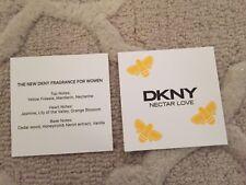 1Tres Jolie carte Parfumée DKNY Nectar Love
