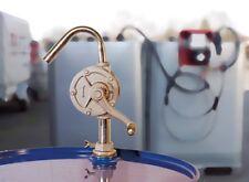 3x Handpumpe Fasspumpe Kurbelpumpe aus Guss für Öle bis SAE90 passt 60l+200l Faß