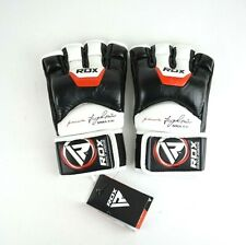 RDX MMA Gloves for Martial Arts Training & Sparring (Small)
