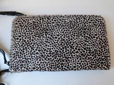 Sublime pochette cuir effet léopard One Step