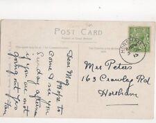 Mrs Meg Peters Crawley Road Horsham 1915 100b