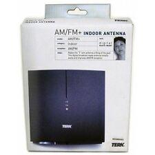 TERK Indoor AM/FM Radio Stereo/Digital Receiver Antenna