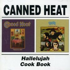 Canned Heat - Hallelujah / Cook Book [New CD]