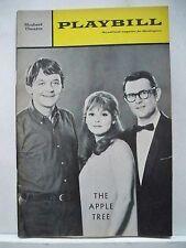 THE APPLE TREE Playbill HAL HOLBROOK / BARBARA HARRIS / LARRY BLYDEN NYC 1967