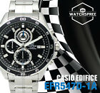 Casio Edifice Chronograph Watch EFR547D-1A