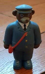Figurine collector Petit Ours Brun, hauteur environ 10 cm