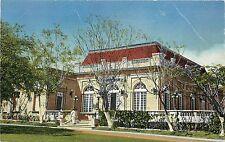 Linen Postcard; Country Club, San Salvador, El Salvador C.A., Unposted