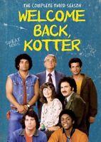 Welcome Back Kotter: The Complete Third Season [New DVD] Boxed Set, Full Frame