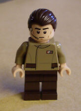 Lego Star Wars Figur - Resistance Officer ( 75131 Rebellen Headset ) Neu