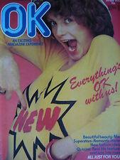 OK MAGAZINE 3RD MAY 1975 - ROD STEWART - HELLO