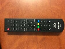 TOSHIBA GENUINE SE-R0377 BLURAY REMOTE CONTROL