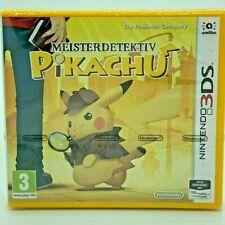 Meisterdetektiv Pikachu New Nintendo 3DS 2DS Neu und OVP Deutsch Pokemon