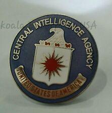 CIA Central Intelligence Agency Emblem Lapel Pin
