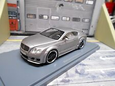 HAMANN Imperator Bentley Coupe silber grau met. NEO Resin 1:43