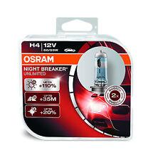 Osram Night Breaker Unlimited High/Low Beam Bulbs Lights Headlight Headlamp
