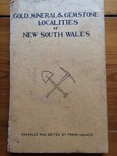 Gold, Mineral & Gemstone Localities of New South Wales Frank Hannan Prospecting