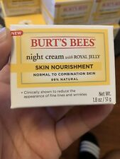 Burt's Bees Hydrating Gel Cream +Royal Jelly 48hr Skin Nourishment 1.8 oz