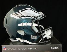 PHILADELPHIA EAGLES Officially Licensed FULL SIZE REPLICA SPEED Helmet