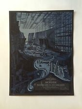 aaron horkey shellac minneapolis poster - burlesque | signed & numbered