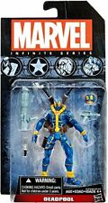 Marvel Universe Infinite 3.75 Inch Action Figure Wave 7 - X-Men Costume Deadpool