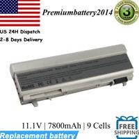 For Dell Latitude E6400 E6500 E6410 E6510 9 Cell 11.1V Battery 4M529 F8TTW Fast