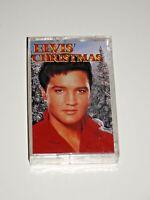 ELVIS' CHRISTMAS CASSETTE TAPE SEALED BRAND NEW ELVIS PRESLEY 1985 CAK-2428 RCA