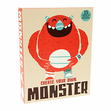 Create Your Own Monster by Magma (Novelty book, 2013)