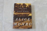 The Love of a Good Woman by Alice Munro 1998 HC 1st Ed/1st Printing