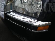 Chrysler 300 front bumper chrome trim 05-2010
