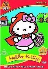 Hello Kitty: Tells Fairy Tales DVD R4