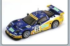 1/43  Corvette C5-R  Luc Alphand Aventures  Le Mans 24 Hrs 2006 #72