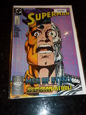 SUPERMAN Comic - 2nd Series - No 20 - Date 08/1988 - DC Comics