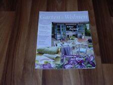GARTEN & WOHNEN 7/04 -- SCHÖNE FERIEN /Frühstück im Gartenhaus/ MEDITERRANES BAD