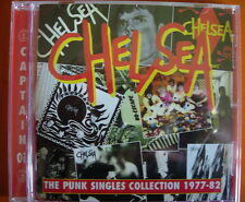 Chelsea Punk Singles Collection 1977-82 CD NEW SEALED Right To Work/Urban Kids+