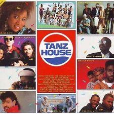 Tanz House (1989, Maxis) Jive Bunny, Capella, Technotronic, Donna Allen.. [2 CD]
