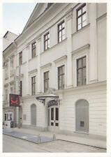 Alte Postkarte - Jüdisches Museum der Stadt Wien