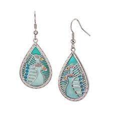 Laurel Burch Silver Dove Tears Earrings 5002 $46.00/Each