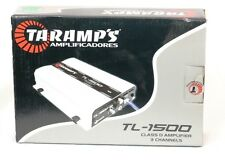 Taramps TL1500 TL Line 3 Channel Amplifier Brand New Low $$ L@@K
