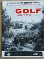 Pannal Golf Club: Golf Illustrated Magazine 1965